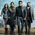 Kamal,Pooja,Andrea And Shekhar On Vishwaroop Wallpaper