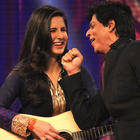 Jab Tak Hai Jaan Stars Visit On The Sets Of Sa Re Ga Ma Pa 2012