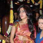 Samantha Launch Chettinads A House of Handloom Store