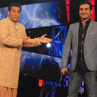 Arbaaz Khan Promotes Dabangg 2 On Bigg Boss 6 Set