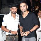 A Special Screening Of Son Of Sardaar For Indian Cricketers