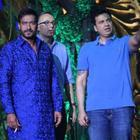 Ajay Devgan On The Sets Of Ram Leela