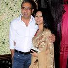 Bollywood Celebs At Kiran Bawa's Diwali Bash