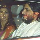 B-town Celebs At Amitabh Bachchan Diwali Bash