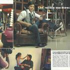 SRK On The French Magazine Paris Match