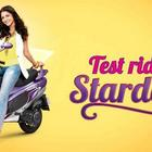 Anushka Sharma Add For TVS Pep Wallpaper