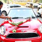 Aaradhya Gets Her First Birthday Gift A Mini Cooper From Grand Pa Big B