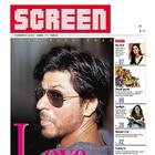SRK On Screen Magazine November 2012