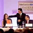 SRK And Katrina In Hindustan Times Leadership Summit