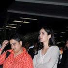 Katrina And SRK Snapped At Airport