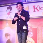 Shahrukh Khan At A Press Conference For KidZania