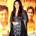 Tabu Khan During The The Premiere Of Life Of Pi