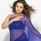 Mayuri Hot Photo Shoots In Transparent Saree