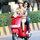Shahid And Ileana Shoot For Phata Poster Nikla Hero