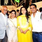 Bollywood Celebs At Mushtaq Sheikhs Niece Aqeeqah Ceremony