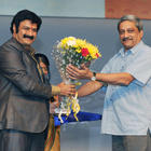 Balakrishna Honoured As The Chief Guest Of IFFI 2012 At The Closing Ceremony