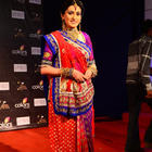 TV Stars At The Colors Golden Petal Awards 2012