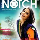 Vidya Balan On The Cover Of NOTCH  December 2012