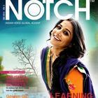 Vidya Balan On The Cover Of NOTCH  December 2012