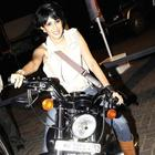 Bollywood Celebs At India Bike Week Bash 2012
