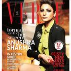 Anushka Sharma On Cover Of Verve Magazine