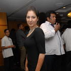 Gouri Munjal Photos In Black Dress At Crescent Cricket Cup 2012 Curtain Raiser Event