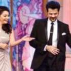 Madhuri Dixit And Anil Kapoor Perform At The Golden Petal Awards