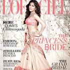 Chitrangada Singh On The Cover Of L Officiel India  Nov Issue 2012