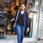 Huma Qureshi Unveiled The Woodland Fall Winter Collection 2012