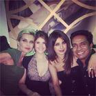 Priyanka Chopra With Her Friends Photos