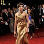 Freida Pinto At The Screening Of Life Of Pi At Dubai International Film Festival