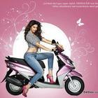 Deepika Padukone Ad For Yamaha Ray Bike