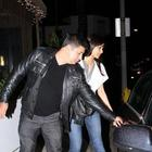 Freida Pinto And Dev Patel Spotted Leaving A Restaurant