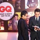 Imran Khan At GQ Best Dressed Men 2012 Party