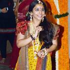 Vidya Balan Private Mehendi Ceremony