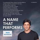 Shahrukh Khan Ad For Real Estate Company Mahagun