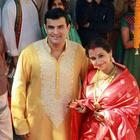 Vidya Balan And Siddharth Roy Kapur Tie The Knot An A Quiet Wedding