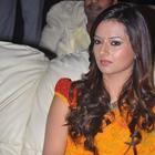 Isha Chawla And Parvathy Melton At Srimannarayana Audio Platinum Disc Function