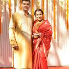 Vidya Balan And Siddharth Roy Kapur Wedding Ceremony Photos