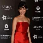 Freida Pinto At A Charity Gala At The Dubai International Film