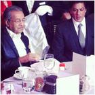 Shahrukh Khan At Dr. Mahathir Bin Mohammed Birthday Party