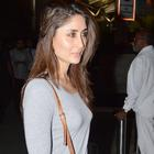 Kareena Kapoor Spotted At Mumbai Airport