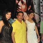 Kamal,Pooja And Andrea Clicked At Vishwaroopam Press Conference