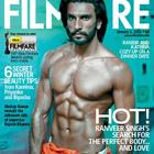 Ranveer Singh Photo Shoot For Filmfare January 2013 Issue