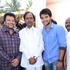 South Celebs At Aadi New Movie Launch Event