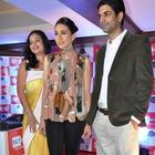 Karisma Kapoor Turns RJ At Big FM Studio