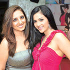 Telly Actors Spotted At A Party