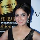 Yami Gautam At Blenders Pride Hyderabad International Fashion Week 2012