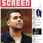 Salman Khan Photo Shoot For Screen Magazine 2012