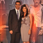 Arjun And Chitrangada At The Launch Of Inkaar 2013 Calendar